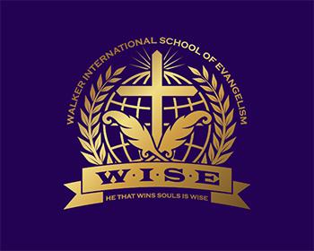 Logo Walker International School of Evangelism (WISE)