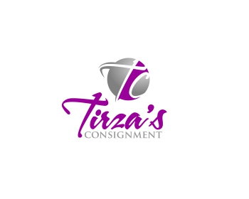 Logo design for Tirza's Consignment