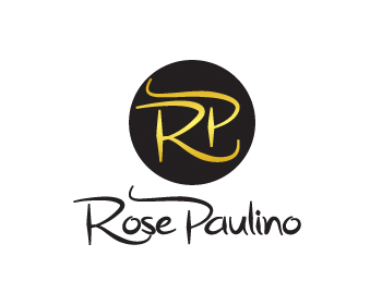 Rose Paulino logo design