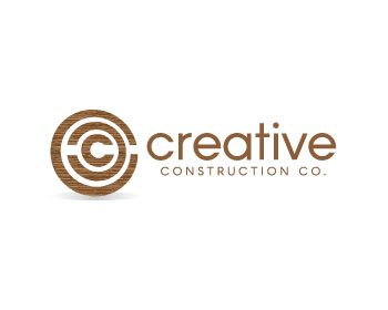 Creative Construction Co. logo design
