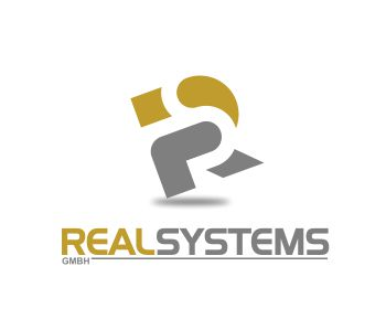 Real systems gmbh logo design contest logo designs by khelog for Burodesign gmbh logo