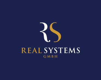 Real Systems GmbH logo design