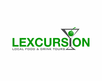 Lexcursion logo design