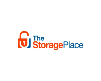 The Storage Place logo design