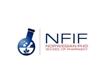 Logo design for Norwegian PDD School of Pharmacy