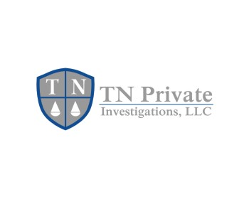 TN Private Investigations, LLC logo design
