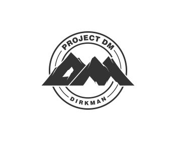 Project DM logo design