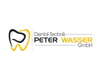 Dental-Technik Peter Wasser GmbH logo design