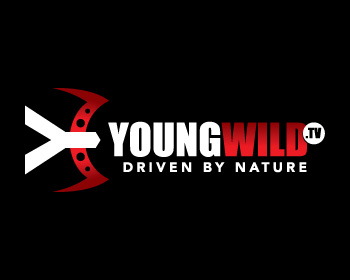 Logo design for Youngwild.tv