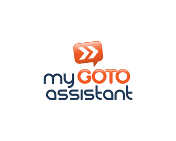 My GoTo Assistant logo design