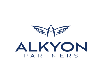 ALKYON PARTNERS logo design