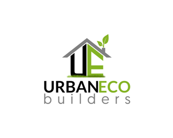 Urban Eco Builders logo design