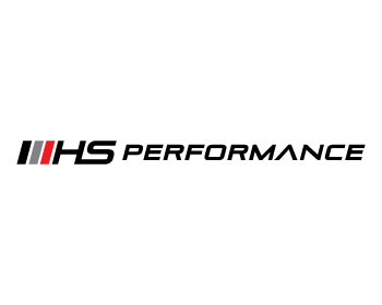 HS Performance logo design