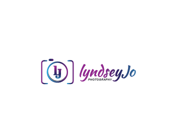LyndseyJo Photography logo design