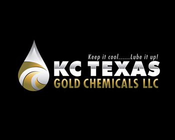 KC Texas Gold Chemicals LLC logo design