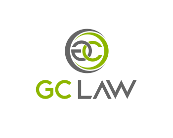 Logo design for GC LAW