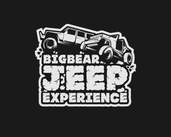 Big Bear Jeep Experience logo design