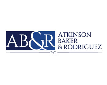 Logo design for Atkinson, Baker & Rodriguez, P.C.
