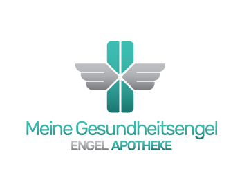 Cooperation of 5 Pharmacies logo design