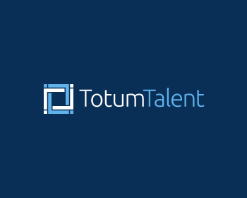 Totum Talent logo design