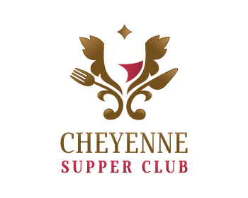 "Logo design for Cheyenne ""Supper Club"""