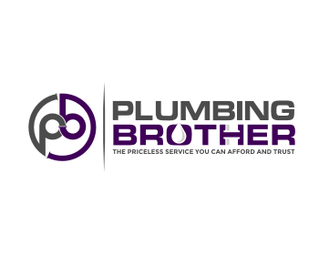 Plumbing Brother logo design