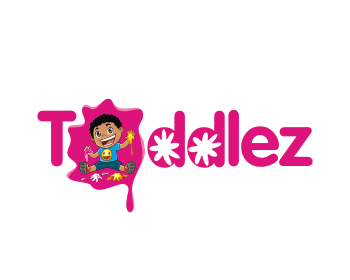 Toddlez logo design