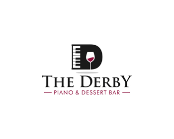 Logo per The Derby Piano and Dessert Bar