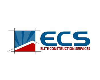 Logo Elite Construction Services