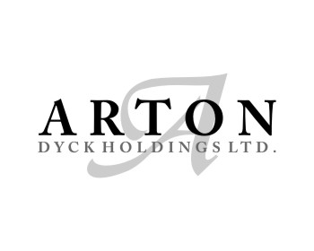 Arton Dyck Holdings Ltd. logo design