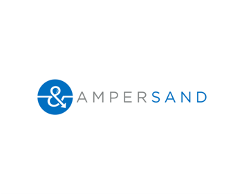 Ampersand logo design