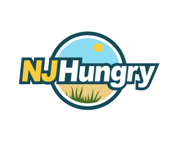 Logo design for NJHungry