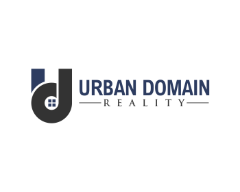Urban Domain Realty logo design