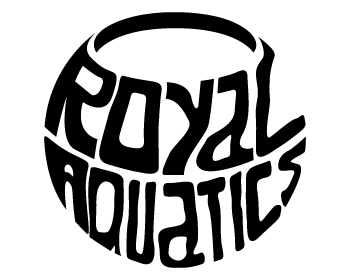 Royal Aquatics logo design