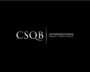 CSQB International logo design