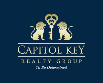 Capitol Key Realty Group logo design