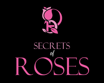 Secrets of roses logo design