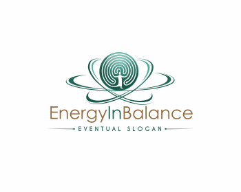 Logo design for EnergyInBalance