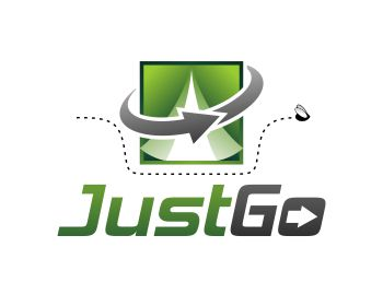 Logo design for JustGo
