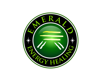 Emerald Energy Healing logo design
