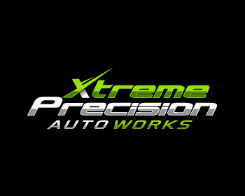 Xtreme Precision Auto Works logo design