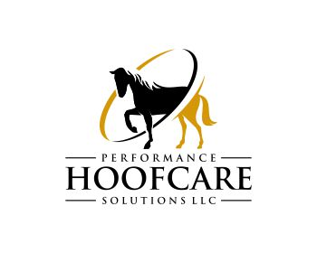 Performance Hoofcare Solutions LLC logo design