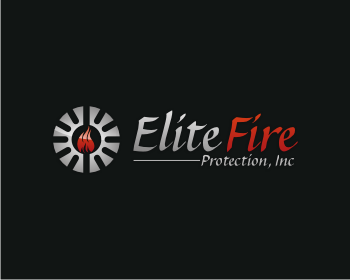 Logo Elite Fire Protection, Inc.