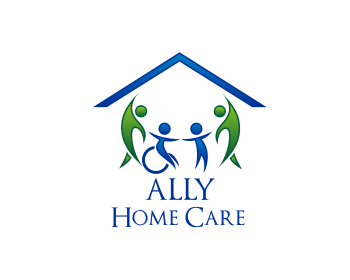 Ally home care logo design contest logo designs by mastersjolo - Home health care logo design ...