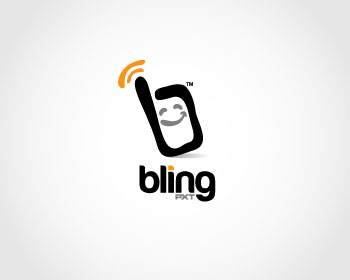 Logo design for Bling PXT