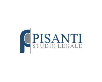 Logo design for Pisanti Studio Legale