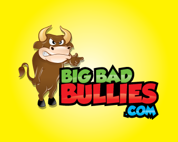 Logo design for Big Bad Bullies (.com)