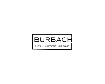 Burbach Real Estate Group logo design