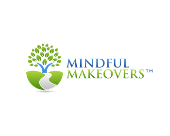 Mindful Makeovers logo design