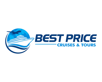 Best Price Cruises & Tours logo design